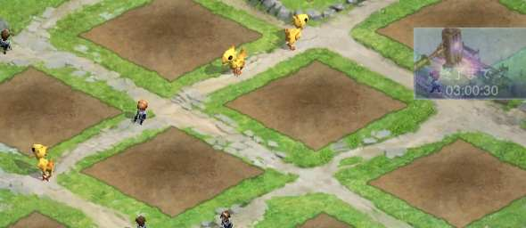 評判が案外なFF15「新たなる王国」のスマホアプリで遊んでみた感想